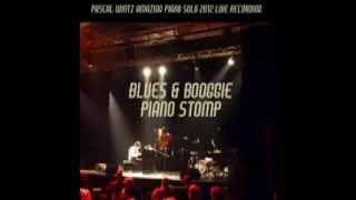 demo Pascal Wintz Blues & Boogie Piano Stomp