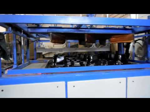 Special Purpose Vacuum Forming Machine