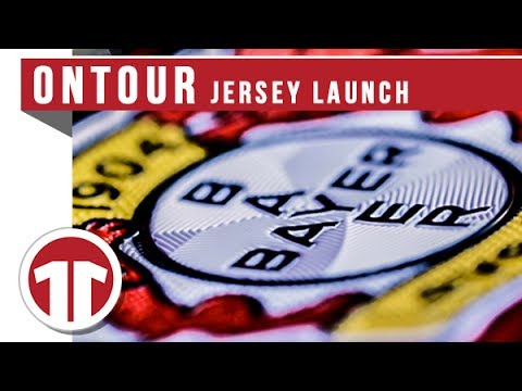 Bayer 04 Leverkusen Saison 2016/17 Trikot Launch