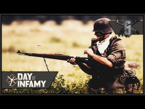 Kar 98k CQB Master - Day of Infamy - German Bolt Action Rifle Gameplay