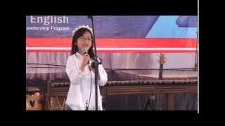 LIA EC Student  A Speech By Serenada Cinta EC Program LBPP LIA Martadinata Bandung