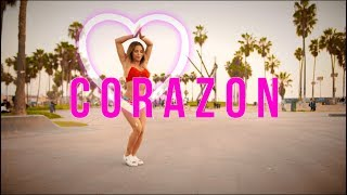 Maluma - Corazon ft. Nego do Borel | Magga Braco Dance Video