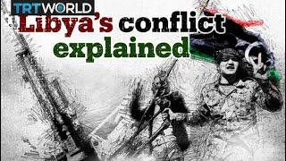 What's happening in Libya?