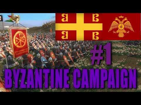 SS6.4 Byzantine Campaign - Make Rome Great Again #1