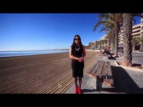 , title : 'Юг Испании погода в январе, Испания климат средиземного моря зимой Торревьеха'