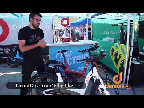 Elby Electric Comfort Bikes - Smooth, Simple & Versatile