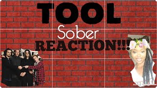 Tool  Sober (Live) REACTION!!!!