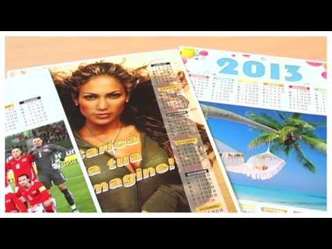 11 Stampadivina.it - Calendari da Muro