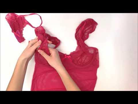 Košilka Lillove chemise - Obsessive