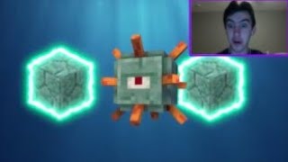 """Their Prismarine!"" Reacting To Game Theory: The Murky History Of Minecraft's Underwater Gods"