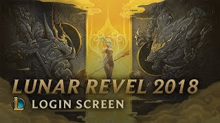 Lunar Revel 2018 | Login Screen - League of Legends
