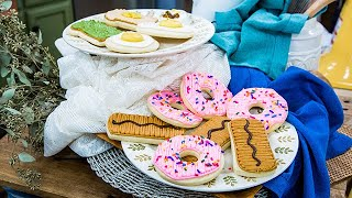 Jenny Kellers Decorative Sugar Cookies - Home & Family
