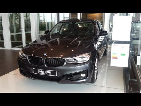 BMW 3 Series Gran Turismo 2014 In depth Review Interior Exterior