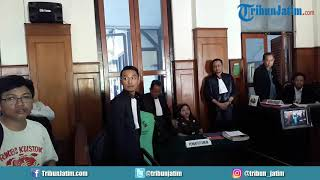 Kurir Sabu Asal Vietnam Tak Bisa Berbahasa Inggris, Sidang di Pengadilan Negeri Surabaya Ditunda