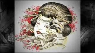 GEISHA - Tattoo Professionist #9
