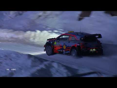 #WRC - 2019 Rallye Sweden - Recap clip Friday Afternoon
