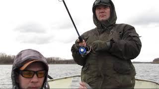 Весна в астраханской области рыбалка