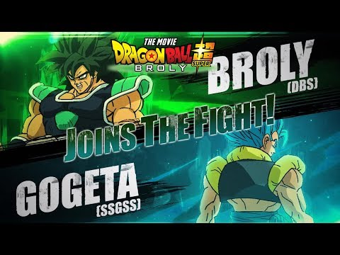 Dragon Ball Super Broly: The Movie - Coming Soon to Blu-ray/DVD