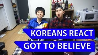 [Reaction #82] Koreans react to Got to believe TRAILER ( Kathryn Bernardo, Daniel Padilla.)