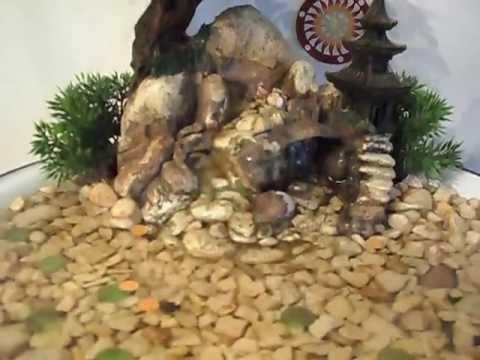 Feng Shui Zimmerspringbrunnen für Wohlstand, Reichtum und Glück zum Selberbauen