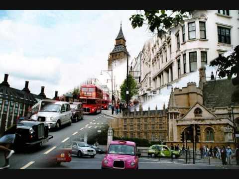 Γαμήλιο ταξίδι στο Λονδίνο