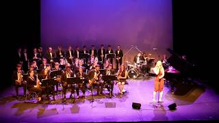 Big Band Idol 2018 - Sway - Jackie Nash