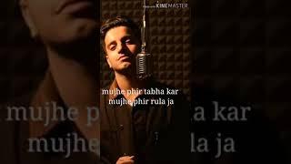 Tu jo nahi hai toh kuch bhi nahi hai song lyrics   - YouTube