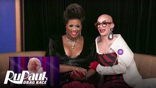 Sasha Velour & Peppermint's Reaction Video to Season 9 Finale | RuPaul's Drag Race | Now on VH1