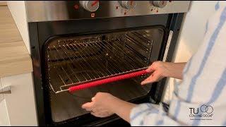 Protezioni in silicone per le griglie del forno domestico