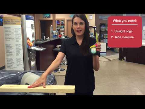How to Measure the Skirt for a new Hot Tub Cover or Spa Cover - The Cover Guy