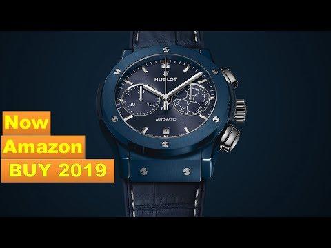 Top 5 Best Hublot watches for Men Buy Now 2019