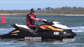 The PWC Show   PWC Review   SeaDoo GTR 215