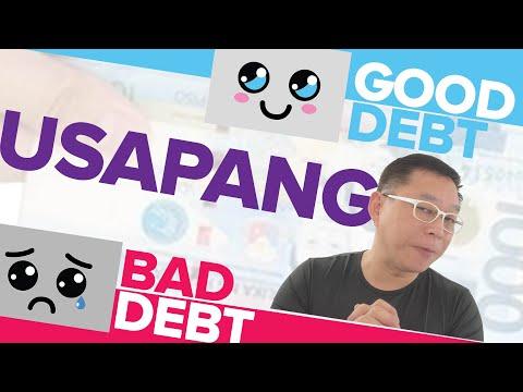 , title : 'Pag-usapan Natin Ang Good Debt At Bad Debt With Karen Davila