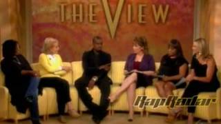 Kanye West On The View [61009]