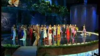 Miss Russia 2007 - Crowning Moment