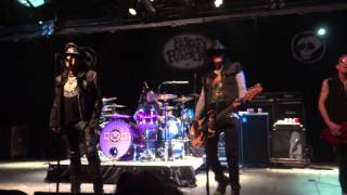 Faster Pussycat - Cathouse & Slip Of The Tongue on Houston Texas 2014