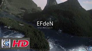 "CGI 3D Animated Promo Short HD: ""EFdeN: Where N is Nature"" - by UmbrellaFX"