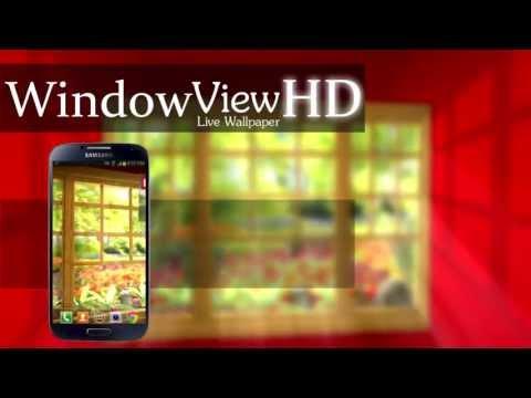 Video of WindowView HD Live Wallpaper