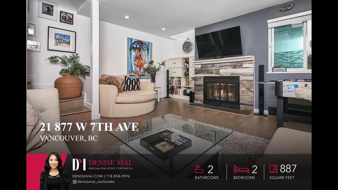 21 877 W 7th Ave from Denisse Mai cinematic real estate video from roomvu
