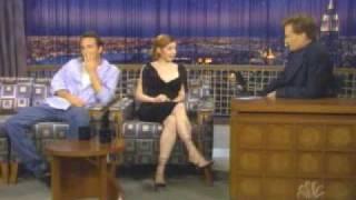 Alyson Hannigan On Conan OBrien