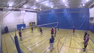 Palouse Volleyball February 20, 2015