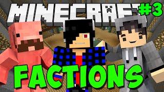 Super Underground Base [Minecraft: Factions] EP #3
