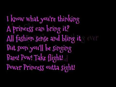 """Barbie movie song: """"Coolest Thing Ever"""" lyrics on screen"""