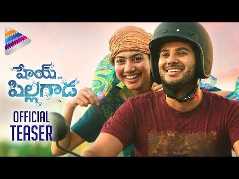 Hey Pillagada Movie Official Teaser   #HeyPillagada Telugu Movie Teaser   Dulquer   Sai Pallavi