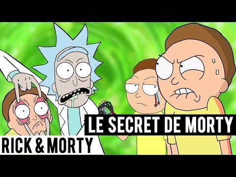Rick & Morty : LE SECRET DE MORTY (théories)