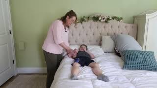 Arm, Shoulder, Wrist, and Hand Stretches (Ambulatory)