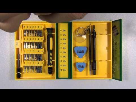 Smartphone and Tablet Repair Tool Kit
