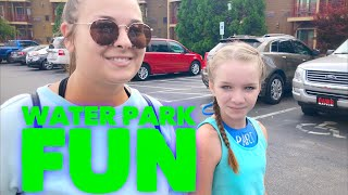 FUN AT THE WATERPARK | Bryleigh Anne