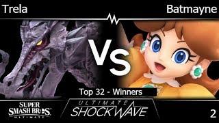 USW 2 - Trela (Ridley) vs NF | Batmayne (Daisy) Top 32 - Winners - SSBU