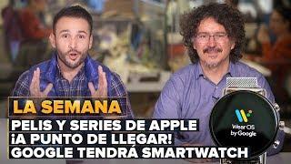 Las películas y series de Apple llegarían en marzo